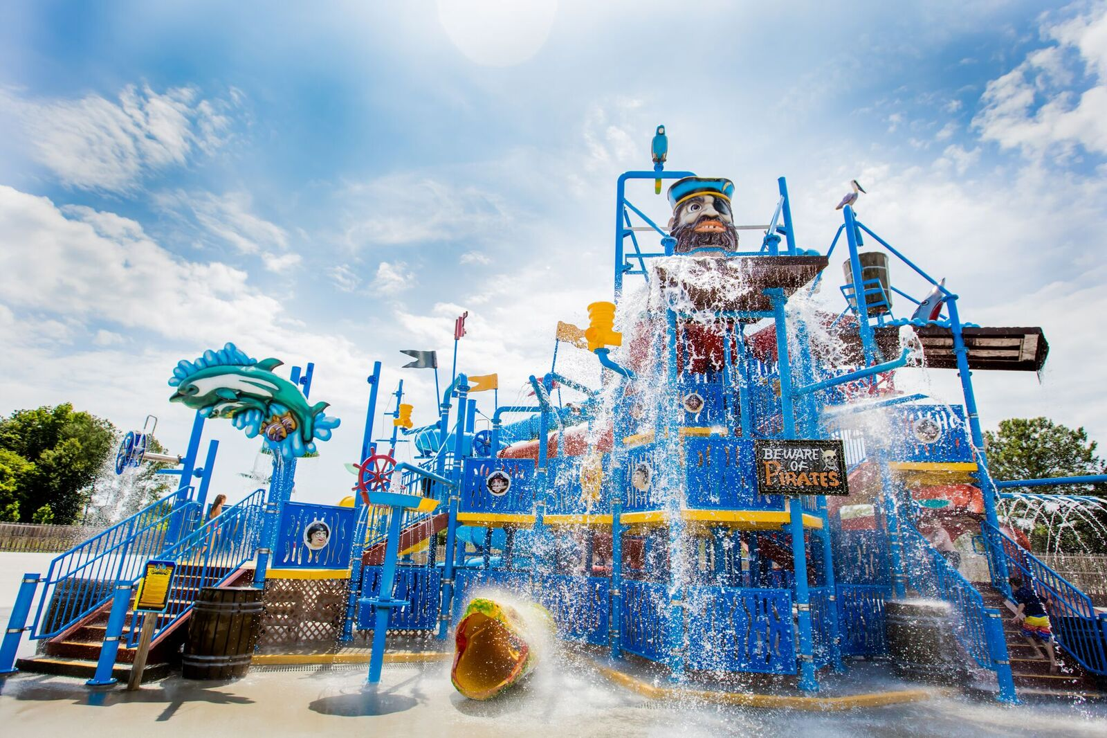 Best Water Play Area in Norcross