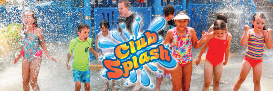Club Splash Logo