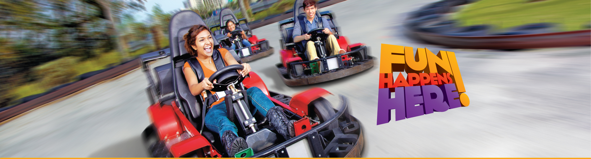 Golf, Go Karts and More